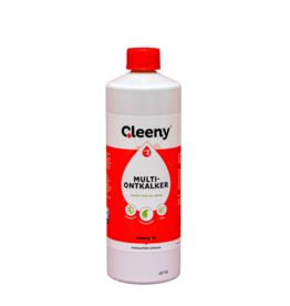 Cleeny P2 Multi descaler 1 liter bottle of concentrate
