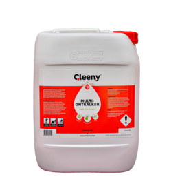 Cleeny P2 Multi descaler 10 liter bottle of concentrate
