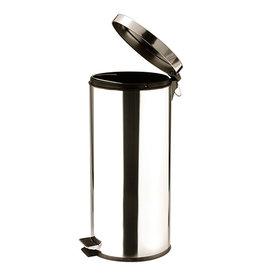 Treteimer Edelstahl 30 Liter