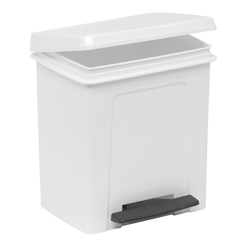 Kunststof Pedaalemmer 8 liter