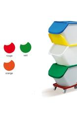 Scaritech Deckel für Rohstoffbehälter 15 Liter