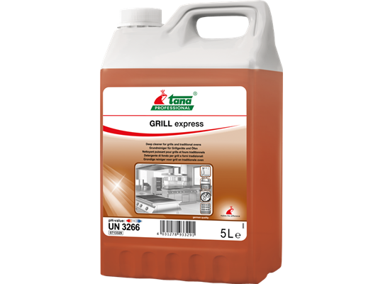 Oven & Grill cleaner 5 liter
