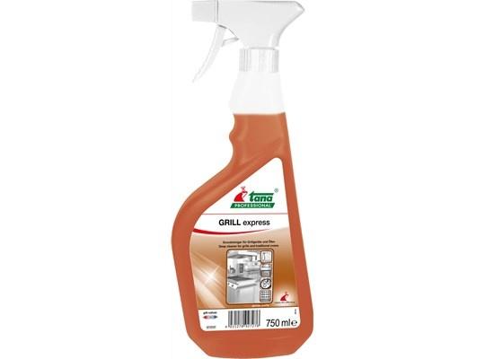 Backofen- & Grillreiniger Sprühflasche 750 ml