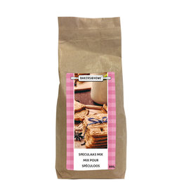 Bakers@Home Speculaasmix