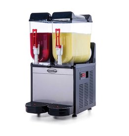 Slush automaat 2x 12 liter