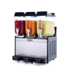 Slush automaat 3x 12 liter