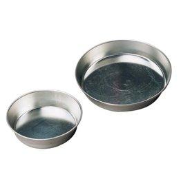 Cake pans round, various sizes, slightly damaged