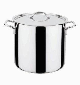 Pujadas Pujadas stainless steel saucepan, high model, 16,5 liters