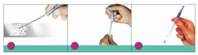 SpotCheck glucose / lactose residue color test (100 pcs.)