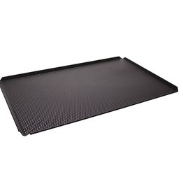 Schneider Aluminum baking tray 1 / 1GN, perforated, teflon