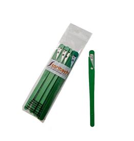 Scaritech Einweg-Teigmesser, grün