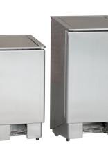 Combisteel Abfallbehälter mit Fußpedal 90L