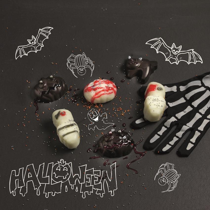 Silikomart Backmatte Halloween