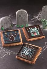 Silikomart Monster cookie mold (Halloween)