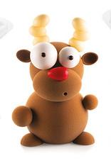 Silikomart 3D chocolade vorm Rudolf