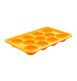 Scaritech Deegrijsplaat ( Pizza ) - oranje