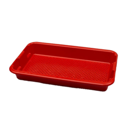 Scaritech Lekbak 600 x 400, rood