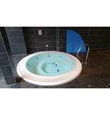 """Blue poolcovers Blue poolcovers Spa 8 mm Blauw /m2. Maat afronden naar boven. Bij het afrekenen geeft U bij """"Opmerking"""" de exacte maten door. (zie product omschrijving)"""