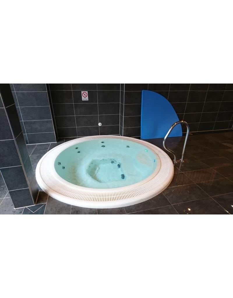"""Blue poolcovers Blue poolcovers Spa 6 mm Blauw /m2. Maat afronden naar boven. Bij het afrekenen geeft U bij """"Opmerking"""" de exacte maten door. (zie product omschrijving)"""