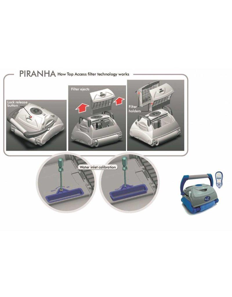 Robot Piranha UltraTop