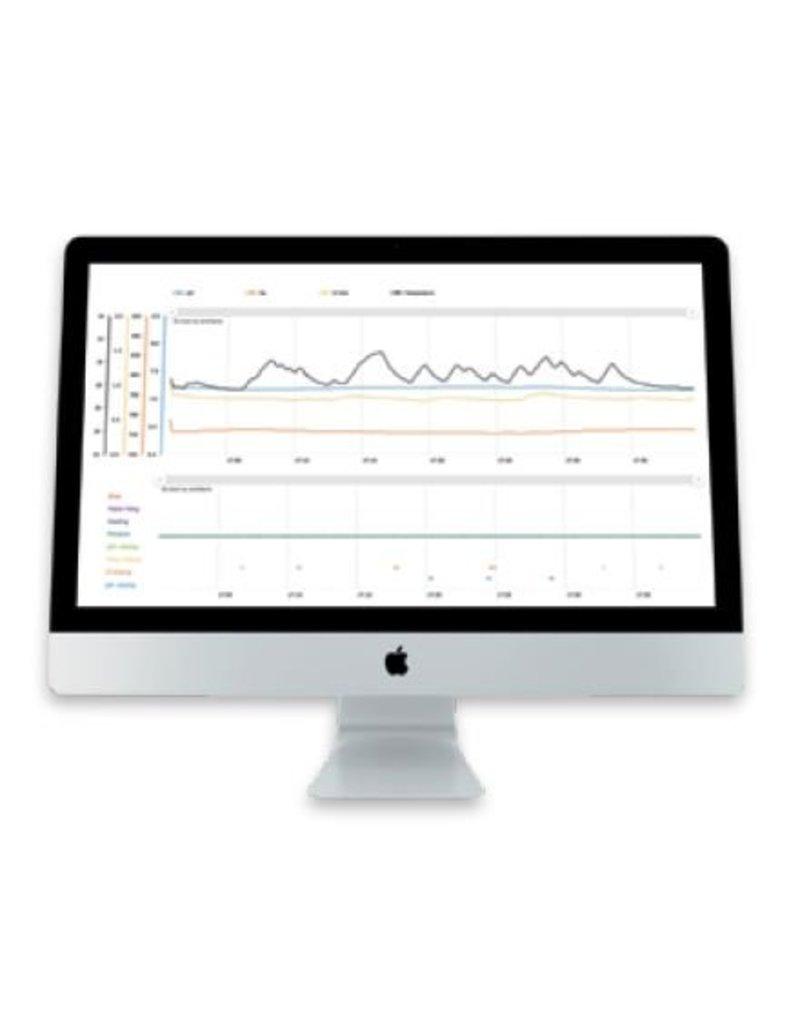 PPG Zwembad warmtepomp PPG Inverter Plus IPH 100T (36,5 kW) - krachtstroom