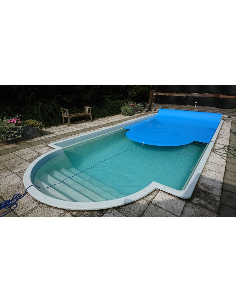 Blue poolcovers Blue Poolcovers 6 mm Blauw / m2.  VRAAG OFFERTE AAN!!