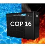 PPG PPG Inverter Plus IPH150T (60 kW) warmtepomp- publieke baden