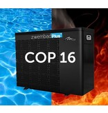 PPG PPG Inverter Plus IPH300T (110 kW) + WIFI- publieke baden tot 400m3
