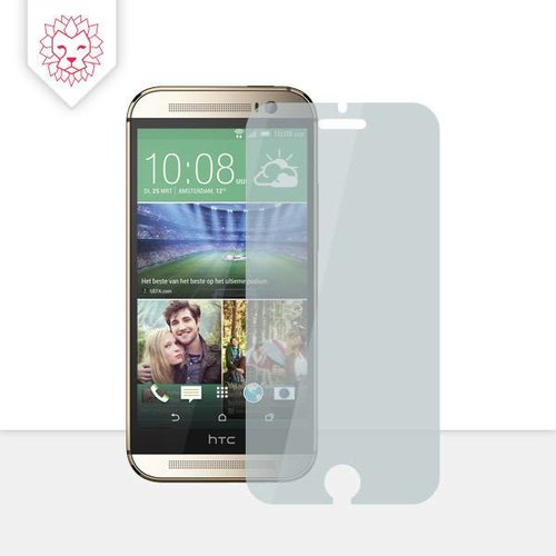 HTC One M8 Glasscreenprotector