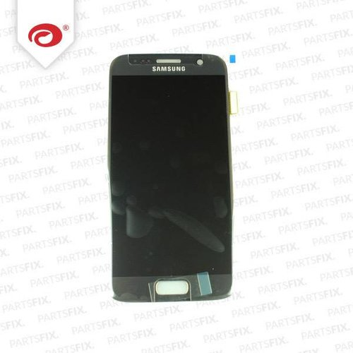 S7 G930 display compleet ( Gold )
