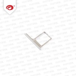One M8 sim tray (white)
