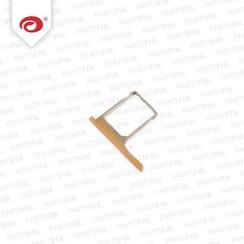One M8 sim tray (goud)