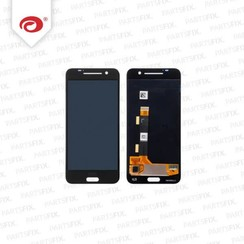 One A9 display module (touch+lcd) zwart