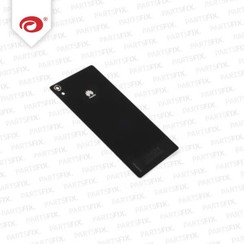 P7 back cover (zwart)