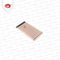 P8 back cover (goud)