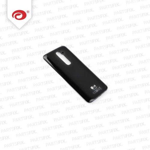 LG G2 back cover (zwart)