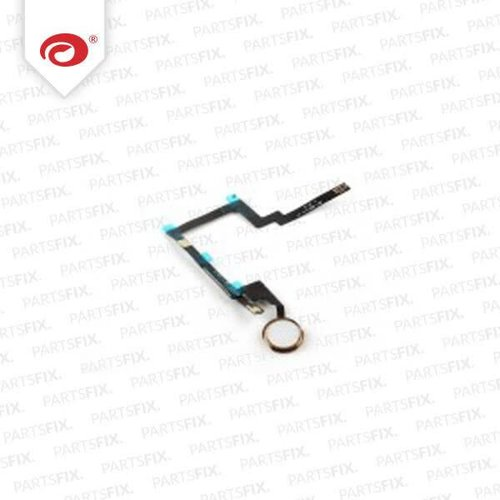 iPad Mini 3 home button+flex cable gold