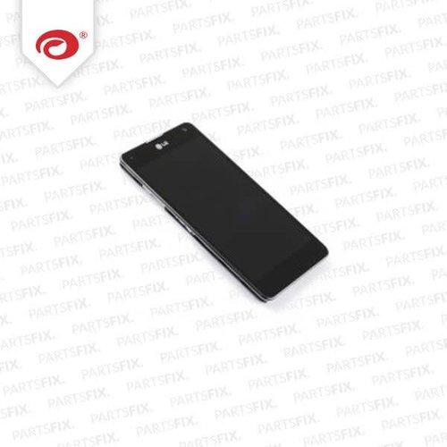 LG G E975 display complete (black)