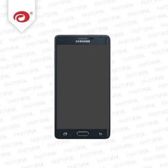 Galaxy Note 4 Edge display complete (black)