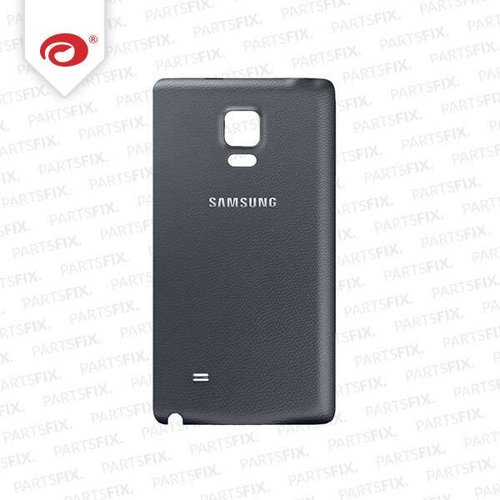 Galaxy Note 4 Edge back cover (zwart)