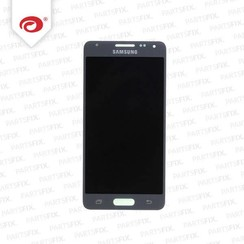Galaxy Alpha display compleet (zwart)