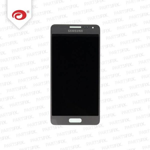 Galaxy Alpha display compleet (zilver)
