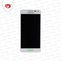 Galaxy Alpha display complete (white)
