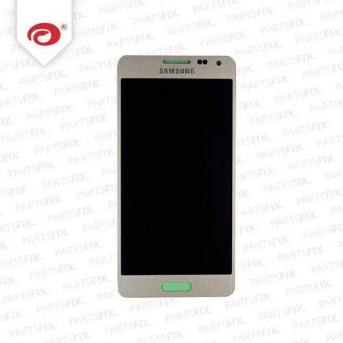 Galaxy Alpha display compleet (goud)