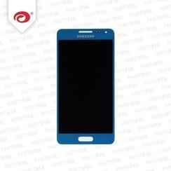 Galaxy Alpha display complete (blue)