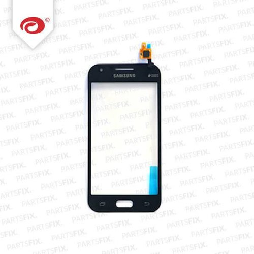 Galaxy J1 digitizer (zwart)