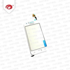 Galaxy J1 digitizer (white)