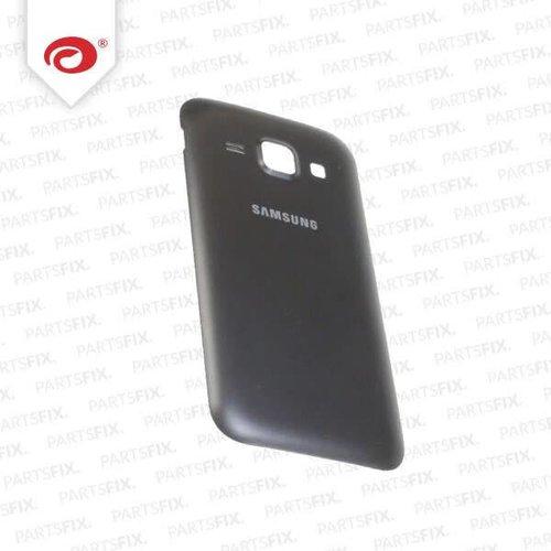 Galaxy J1 back cover (black)
