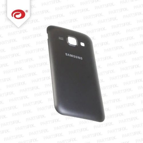 Galaxy J1 back cover (zwart)
