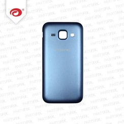 Galaxy J1 back cover (blue)
